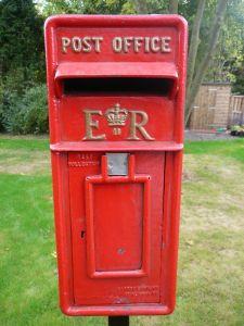 er11 postbox